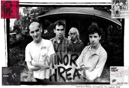 группа Minor Threat